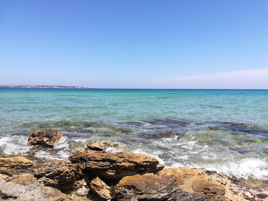 Arenella, Syracuse - biking holidays in Sicily