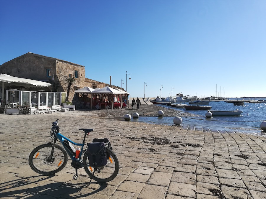 Marzamemi - Cycling holidays in Sicily