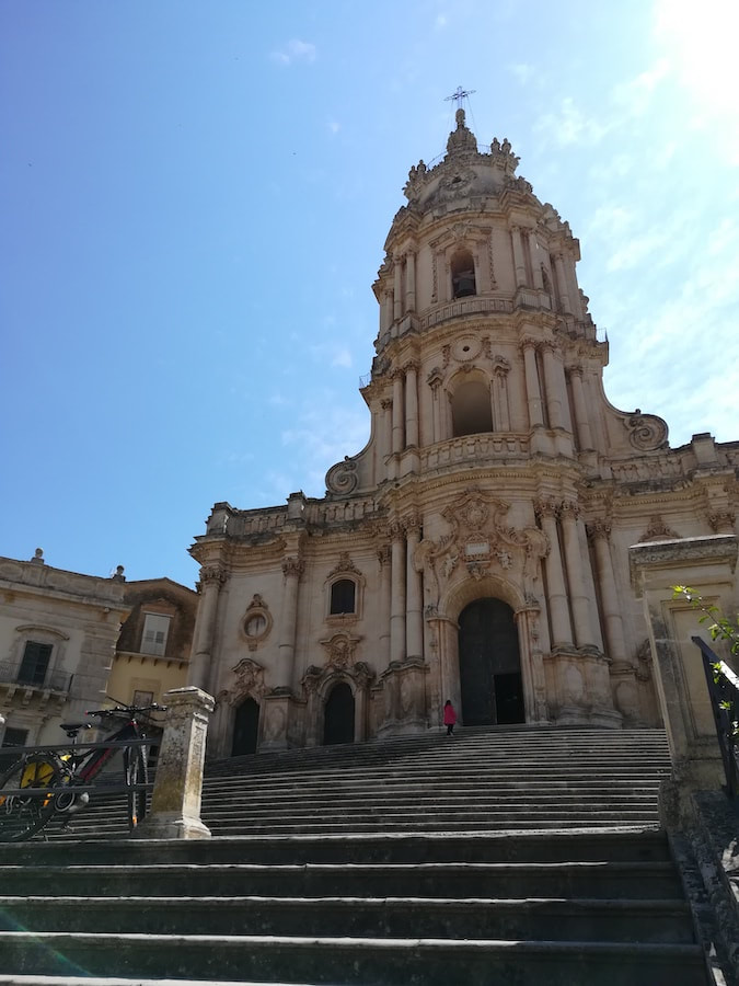 Modica - Baroque Sicily by bike